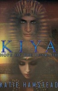If you enjoy historical romances or are a fan of Egyptian fiction, you definitely want to read Kiya: Hope of the Pharaoh by Katie Hamstead.