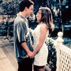 Boy Meets World-Cory and Topanga