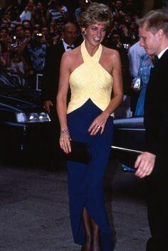Lady Diana 16 años después » Moda de Norte a Sur