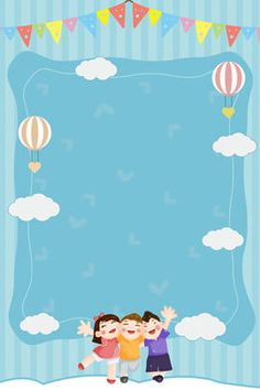 simple e commerce event children s day synthetic background Balloon Background, Kids Background, Background Images, Background Powerpoint, Background Templates, Happy Children's Day, Happy Kids, International Children's Day, Child Day