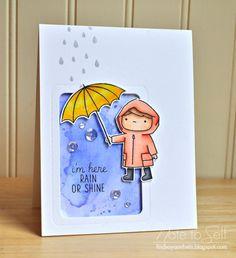 Note To Self: I'm Here Rain or Shine