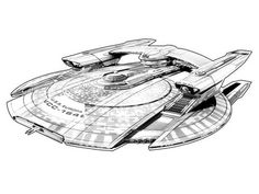 """""""Star Trek"""" Starfleet starship pictures and gifs. Most of the fan-designs on here are not my own. Star Trek Vi, Star Wars, Star Trek Ships, Star Trek Encyclopedia, Binary Star, Starfleet Ships, Starship Concept, Sci Fi Ships, Star Trek Starships"""
