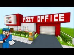 Minecraft Modern City, Minecraft Shops, Minecraft City Buildings, Minecraft House Plans, Minecraft Mansion, Minecraft Houses Survival, Easy Minecraft Houses, Minecraft House Designs, Minecraft Architecture
