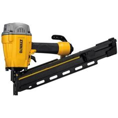 Dewalt Pneumatic 21 Degree Collated Framing Nailer New In Box Dewalt Power Tools, Tool Shop, Extruded Aluminum, New Engine, Tools And Equipment, Repair Manuals, Diy Tools, 21st, Home And Garden