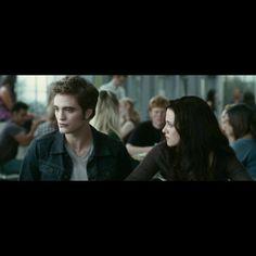 Edward and Bella - Eclipse