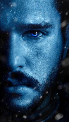Kit Harington as Jon Snow in the Game of Thrones poster Game Of Thrones S7, Dessin Game Of Thrones, Game Of Thrones Facts, Game Of Thrones Funny, Game Of Thrones Characters, Game Of Thrones Wallpaper, Game Of Thrones Artwork, John Snow, Winter Is Coming Wallpaper
