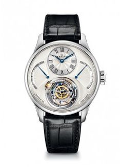 Zenith El Primero Chronomaster Grande Date - Rose Gold watch - Brown Dial Street Price of $146,538.00