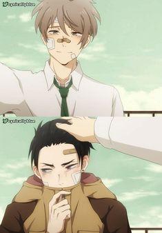 Anime Demon, Anime Manga, Detective, Ship Drawing, Kuroo Tetsurou, Cartoon Tv Shows, Handsome Anime Guys, Cute Anime Character, Slayer Anime