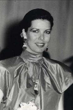 Princess Caroline of Monaco.March 8,1986.