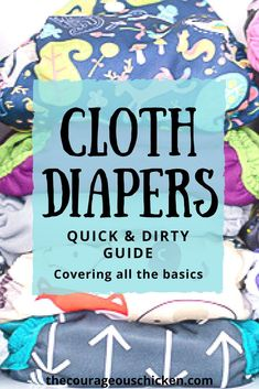 CLOTH DIAPERING COMPLETE BEGINNERS GETTING STARTED GUIDE TO CLOTH DIAPERS. When considering if cloth diapering is right for your family it is so easy to get overwhelmed by the seemingly daunting task…