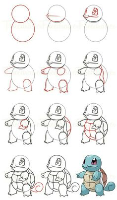 You like the cute Squirtle Pokemon? Learn how to draw Squirtle from Pokemon. Jus… – The post You like the cute Squirtle Pokemon? Learn how to draw Squirtle from Pokemon. Jus appeared first on Best Pins for Yours. Squirtle Pokemon, Cute Pokemon, How To Draw Pokemon, Cartoon Drawings, Easy Drawings, Doodle Drawings, Easy Pokemon Drawings, Kawaii Drawings, Easy Drawing Steps