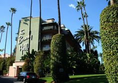the beverly hills hotel | Beverly Hills Hotel 510x359 Presidential Bungalows at Beverly Hills ...