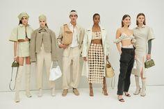 Paris Fashion Week 2020 - Best of des défilés parisiens Cute Fashion, High Fashion, Fashion Show, Fashion Outfits, Fashion Design, Daily Fashion, Street Fashion, Korea Fashion, Runway Fashion