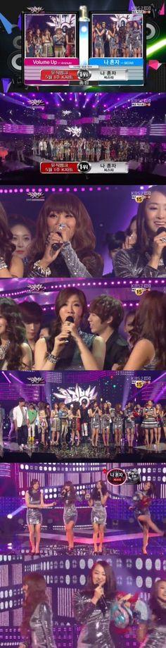 SISTAR wins 'Music Bank' K-Chart + Performances from May 4th! #allkpop #kpop