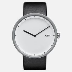 The 100 best minimalist watches and brands for men. Use our guide to find the best minimalistic watches available. Karim Rashid, Modern Watches, Cool Watches, Watches For Men, Women's Watches, Wrist Watches, Design Shop, Simplicity Is Beauty, Alessi