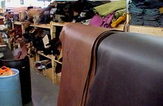 Discount leather hides and leather craft supplies