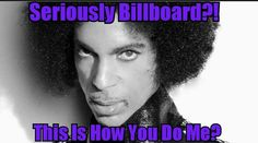 Billboard tribute for Prince done by Madonna was not good!