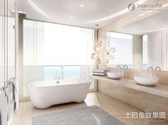 Great Model Bathroom Gallery