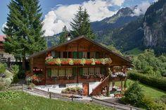 Switzerland Houses | Swiss House | Flickr - Photo Sharing!