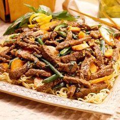 Beef Recipes :Thai Lemon Beef Recipe