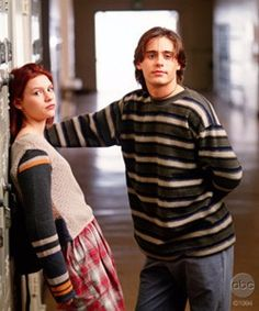 I wanted to be her. I wanted to date him. #90sMonth #mysocalledlife #90stv