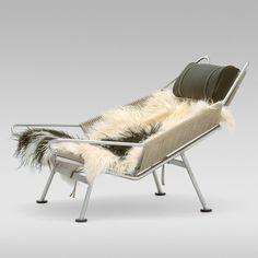 Flagline Chair av Hans J. Wegner