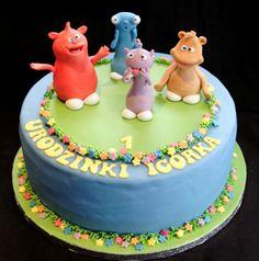 Cuddlies cake