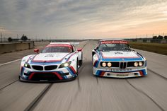 BMW Z4 GTLM Race Car Gets Iconic Livery For 12 Hours Of Sebring
