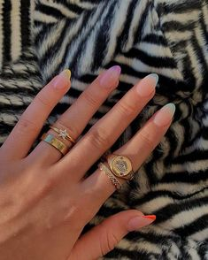 In look for some nail designs and ideas for your nails? Listed here is our list of must-try coffin acrylic nails for cool women. Cute Acrylic Nails, Cute Nails, Pretty Nails, Gel Nails, Nail Polish, Natural Acrylic Nails, Pastel Nail, Nail Manicure, Nail Design Stiletto