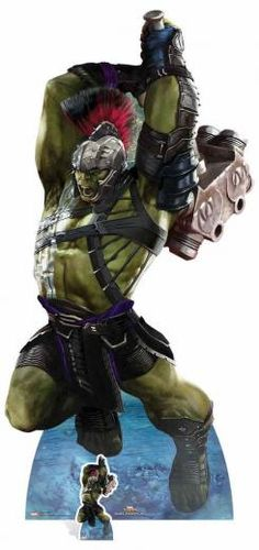 Standee de Thor: Ragnarok (2017), Hulk