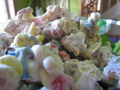 White Trash Candy Snack from Food.com: No, not your new neighbors; this no-bake candy treat is the perfect holiday snack! Time listed includes refrigerator time.