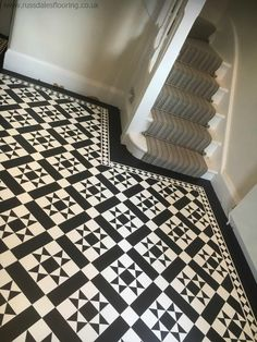 Our work - Russdales Amtico Flooring, Hallway Flooring, Vestibule, Animal Print Rug, Hallway Ideas, Rugs, Projects, Home Decor, Farmhouse Rugs
