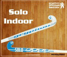 Palo de hockey Pista Solo Indoor - de Gryphon. #gryphon #sticks #palo #indoorhockey #pista #hockey #HockeyEquipment #alwaysbetter #welovehockey