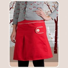 Retro skirt 75 € - more colours available
