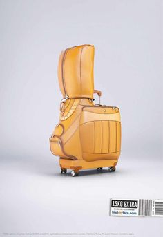 findmyfare.com: 15kg extra, 2 Advertising Agency: Leo Burnett, Sri Lanka