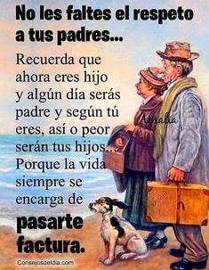 Amor Quotes, True Quotes, Motivational Quotes, Good Day Quotes, Quote Of The Day, Best Quotes, Cute Spanish Quotes, Spanish Inspirational Quotes, Fake Family Quotes