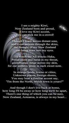 I am a mighty Kiwi, Kiwiana, My Eyes, New Zealand, Wisdom, Thoughts, My Love, Words, Tanks, Ideas