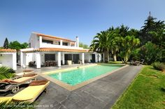 4 bedroom contemporary luxury villa in Algoz, Silves, Algarve, Portugal - Beautiful modern villa originally built in 1992 and completely remodeled in 2010. It is ready to move in to and has been designed to be a warm and inviting home all year around. The villa is equipped with heating, solar panels, bbq area and swimming pool, private bore hole, fenced plot and electric gates. - http://www.portugalbestproperties.com/component/option,com_iproperty/Itemid,16/id,1245/view,property/#