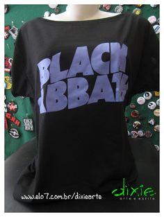Gola Canoa Black Sabbath Tamanho único R$45,00