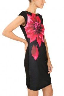 Desigual černé šaty Isla - 2199 Kč Ss 17, Tommy Hilfiger, Calvin Klein, Boutique, Outfits, Dresses, Women, Fashion, Vestidos