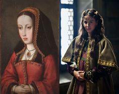 Juana de Castilla y Aragón