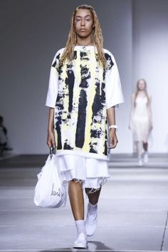 London Womenswear S/S 2015  Fashion East