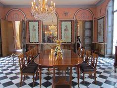 Malmaison ~ dining room