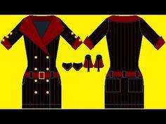 I'M TOO SEXY: Marseamer in Retro | diseño - moda | Kazy-godsaker | [77.1...