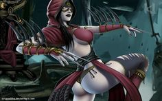 Killer Instinct: Sadira by iurypadilha.deviantart.com on @deviantART
