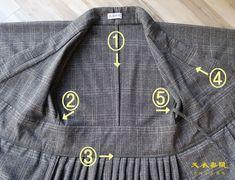 신작 공개! 한복 원피스 <천의 철릭 2.0> ★천의무봉 생활한복 : 네이버 블로그 Traditional Chinese Clothing Female, Traditional Outfits, Modern Hanbok, Japanese Sewing, Fashion Details, Fashion Design, Altering Clothes, Oriental Fashion, Korea Fashion