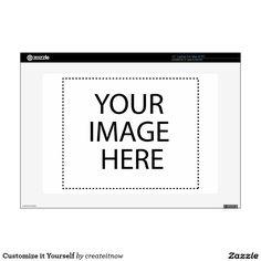 #Customize it Yourself #Laptop #Skin#laptopskin #Zazzle #Timsmansmall
