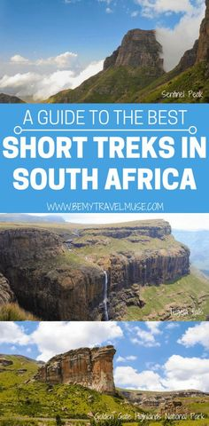 Here are some of the best short treks in South Africa, perfect for travelers short on time. These hikes in South Africa are nothing short of amazing, and should be added on to your South African hiking bucket list