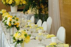 Choosing the color for your wedding can be made simple when consulting the Lancer Catering Sales Staff!
