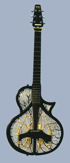 Chrysalis Guitar by Tim White